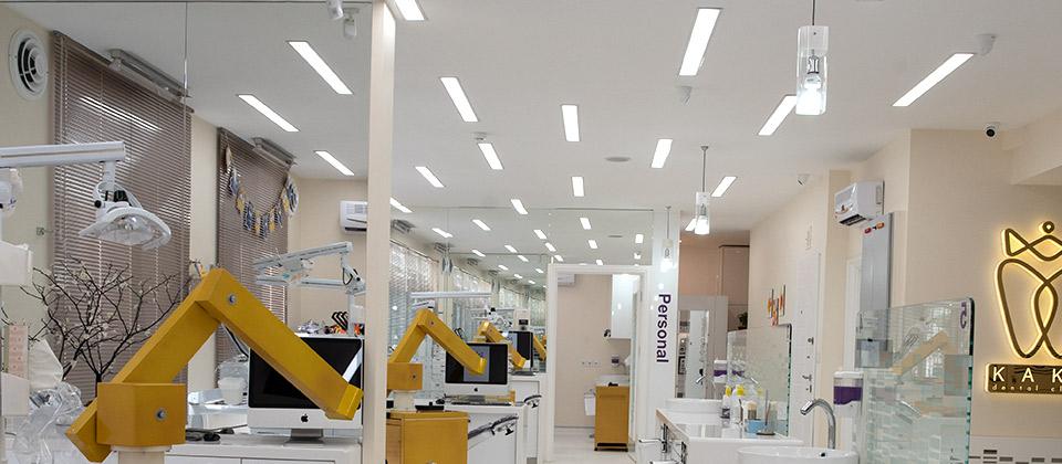 استفاده از لامپ های نور روز