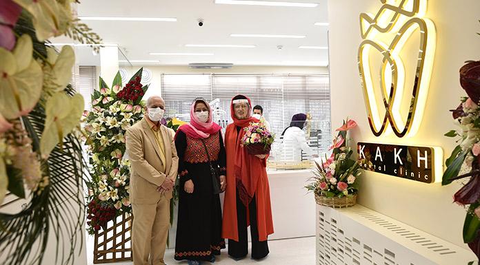 آقای دکتر سنجر موسوی و خانم دکتر اسعدی
