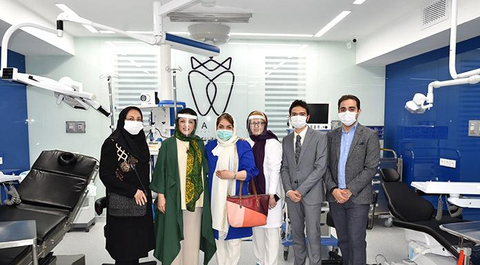 آقای دکتر شریفی، آقای دکتر بخارایی، سرکار خانم مسنن مظفری، سرکار خانم دکتر امیر چقماقی
