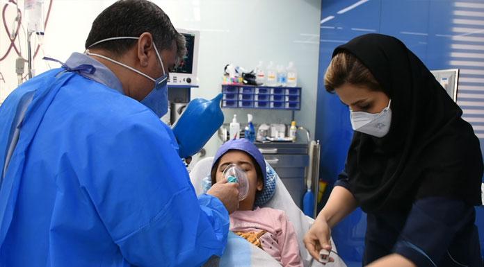 دندانپزشکی با بیهوشی در مشهد