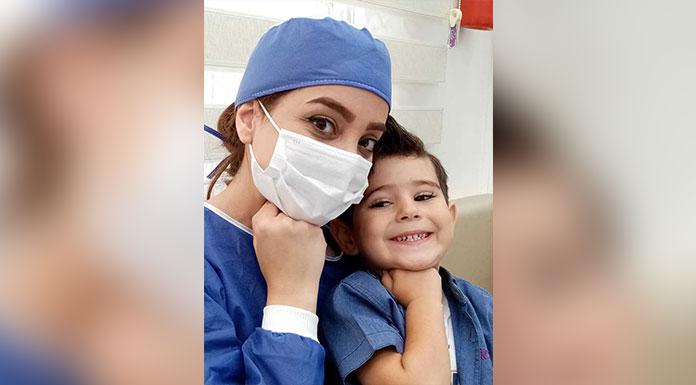 دندانپزشکی کودک تحت بیهوشی در مشهد